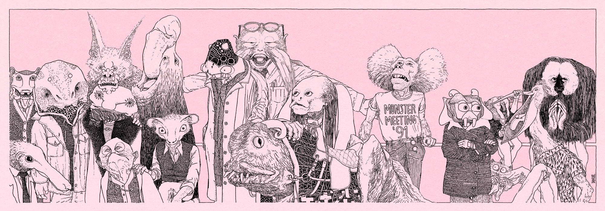 Poster-Monster-Meeting-02-daniloz