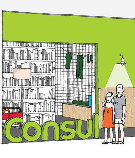 Casa Consul – Alan Chu