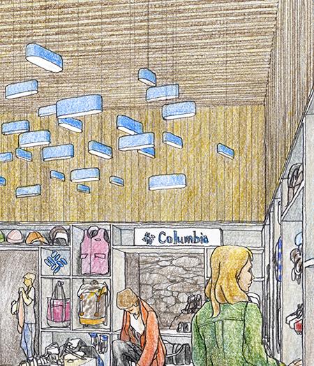 Columbia Store – Alan Chu