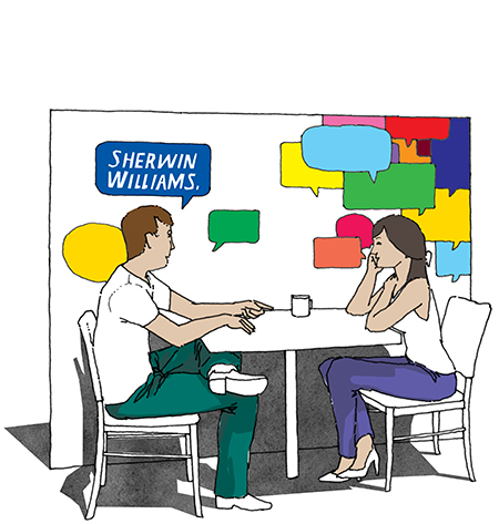 Sherwin Williams – Alan Chu