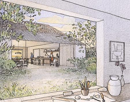 Casa Comporta – Pedro Ricciardi